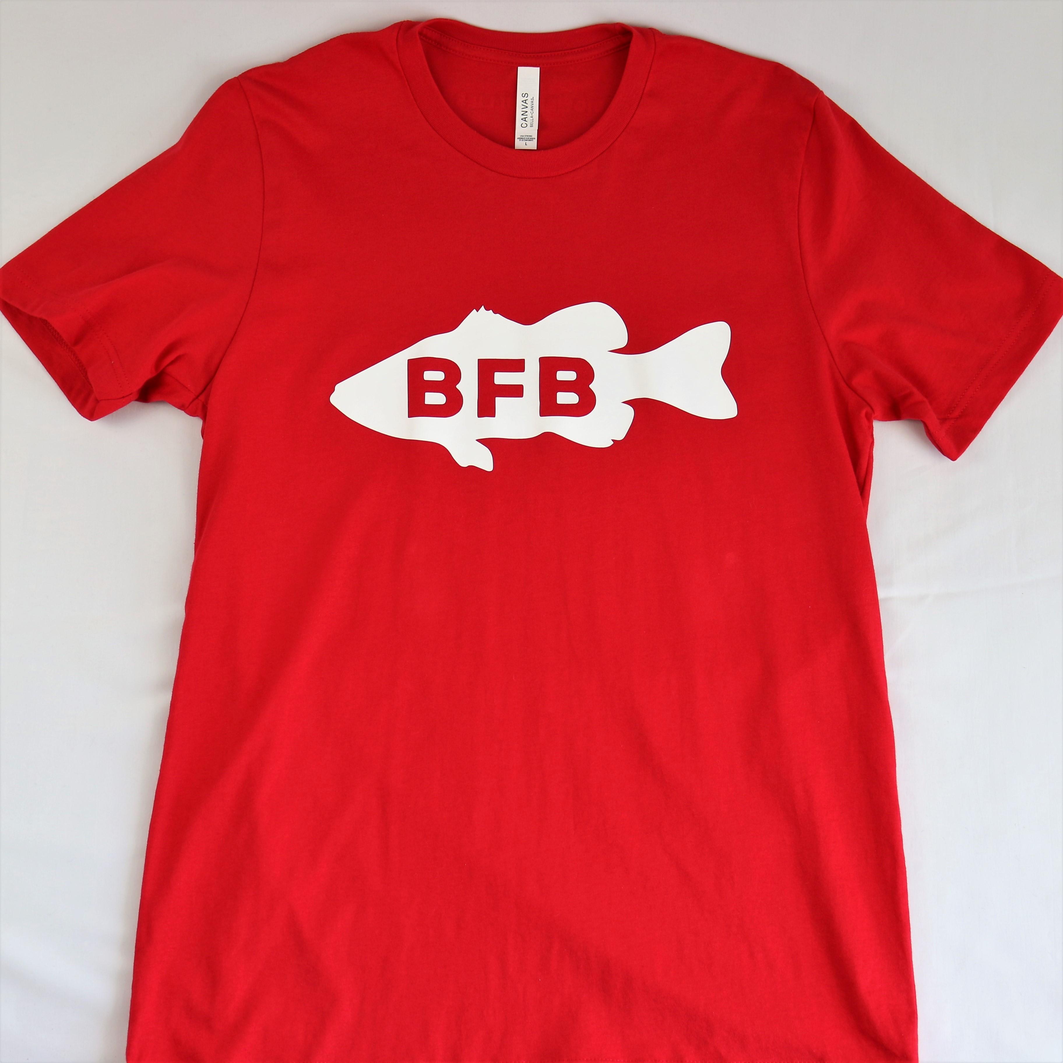 BFB Fish Cotton T-Shirt