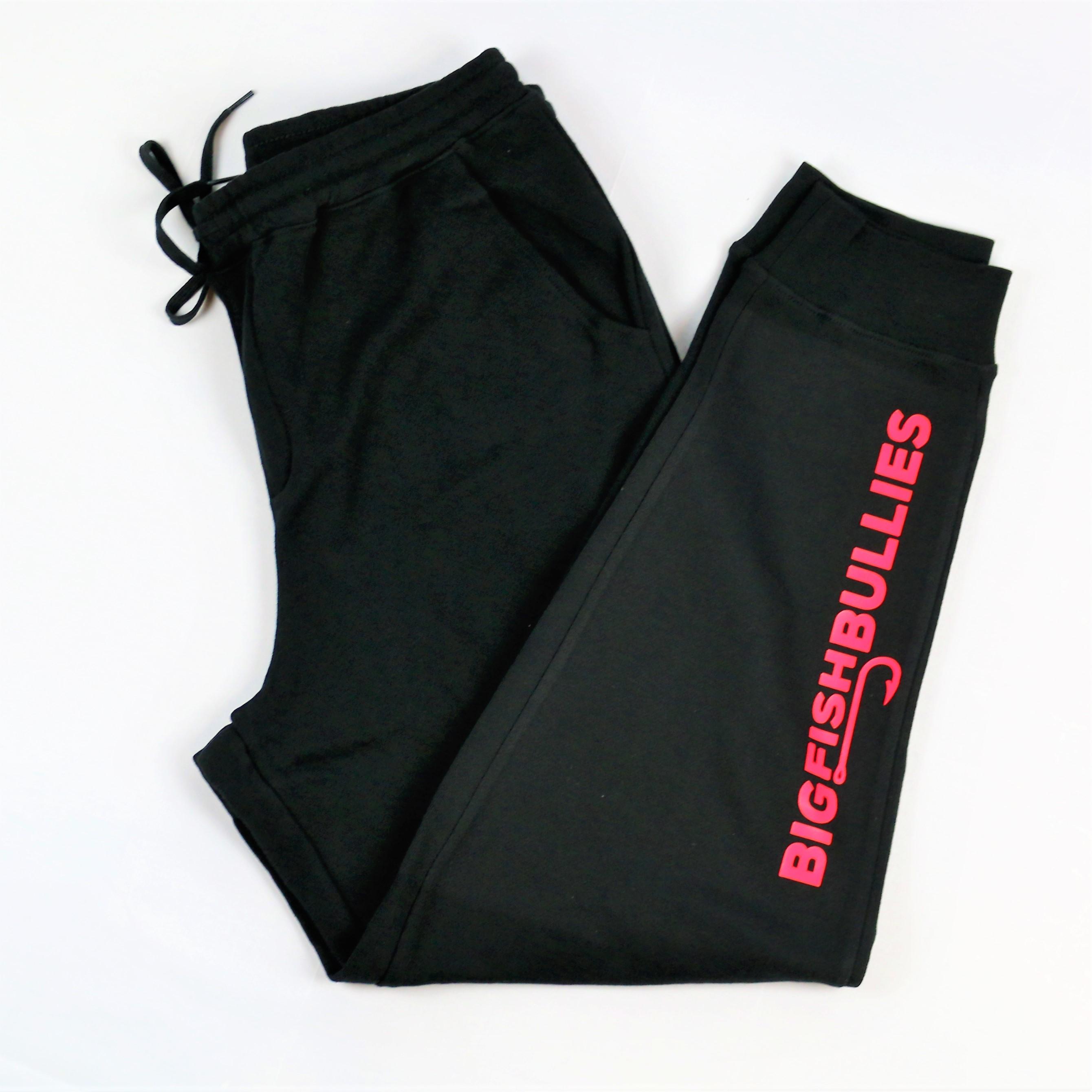 "Hooked Sweatpants ""Black"""