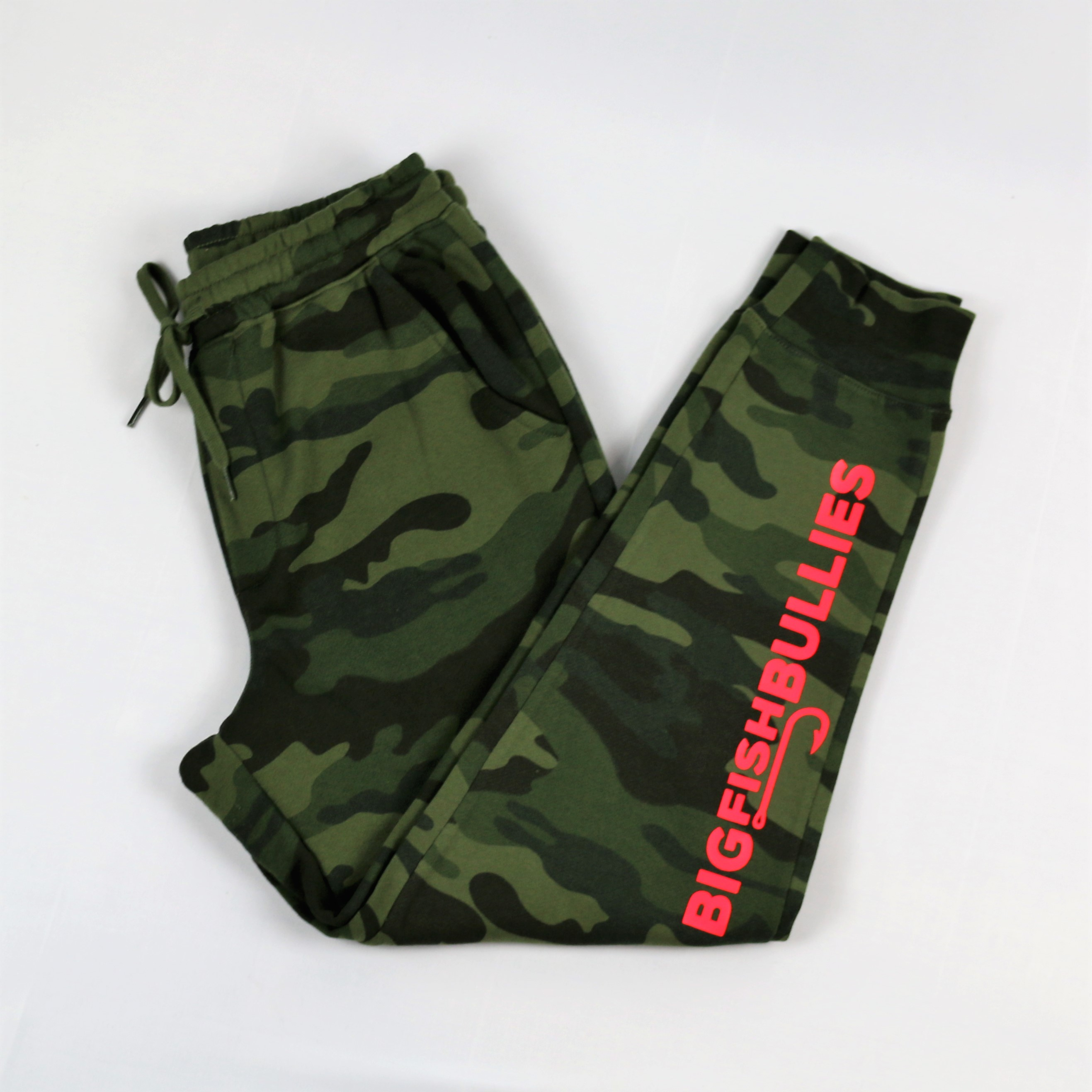 "Hooked Sweatpants ""Forest Camo"""